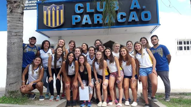 Paracao y Capibá comenzaron con el pie derecho en el CRC 2019.