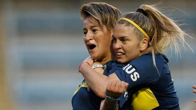 AFA anunció la profesionalización del fútbol femenino.