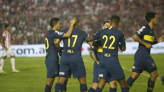 Boca sacó boleto a la Libertadores 2020 y condenó al descenso a San Martín.