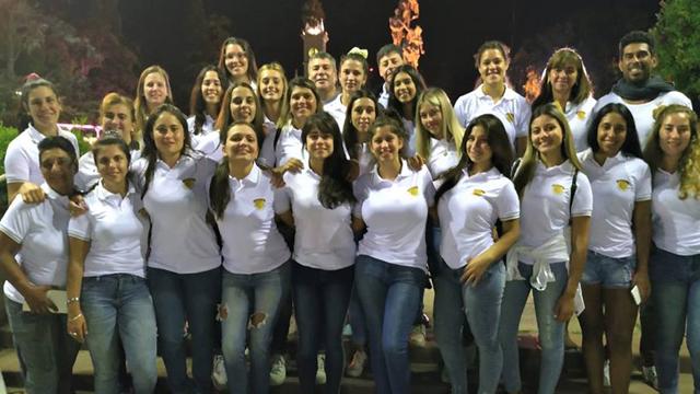 El Amarillo terminó cuarto de la Zona F en el Campeonato Regional de Clubes.