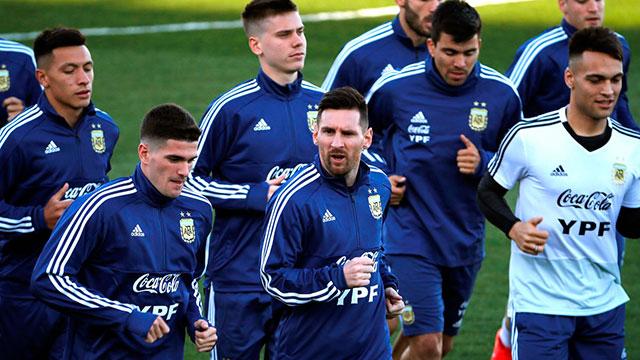 Selección: Los días, horarios y TV para los amistosos contra Venezuela y Marruecos