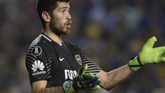 """""""Cuando llegó Andrada en tres días Guillermo se decidió por él"""", contó Rossi."""
