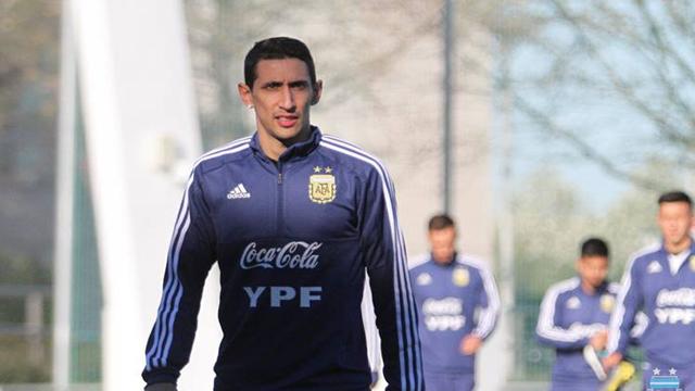 El futbolista desea continuar mucho tiempo más en la Selección.