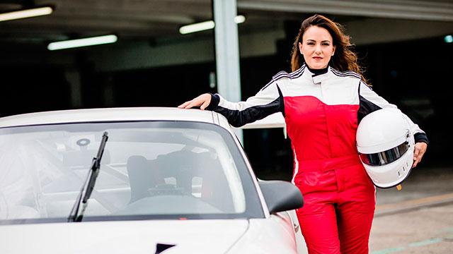 Top Race: La historia de Ianina Zanazzi, la mujer que estará corriendo en Paraná