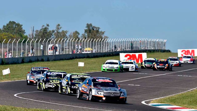 El Top Race pone en marcha una nueva temporada.