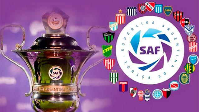 Hay fechas confirmadas para la disputa de la primera Copa de la Superliga