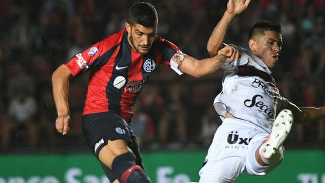 Superliga: En Santa Fe, Colón y San Lorenzo se pusieron al día con una igualdad