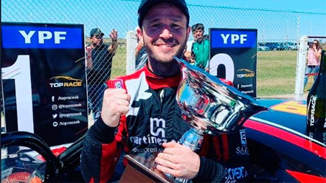 Top Race: Agustín Canapino se quedó con la primera final del año en Paraná