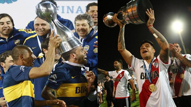 Boca va en busca de su cuarta Copa Argentina, y River por su tercera.