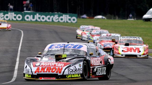 El TC llega al autódromo de Rosario.
