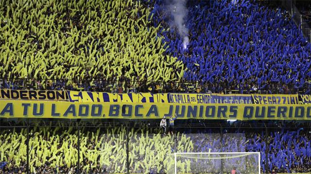 Los simpatizantes de Boca contarán con 15 mil localidades en Mendoza.