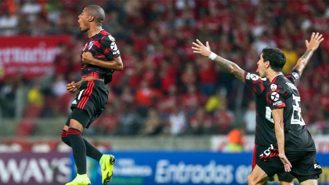 El Millonario sumó un valioso punto en su vista a Porto Alegre frente a Inter.