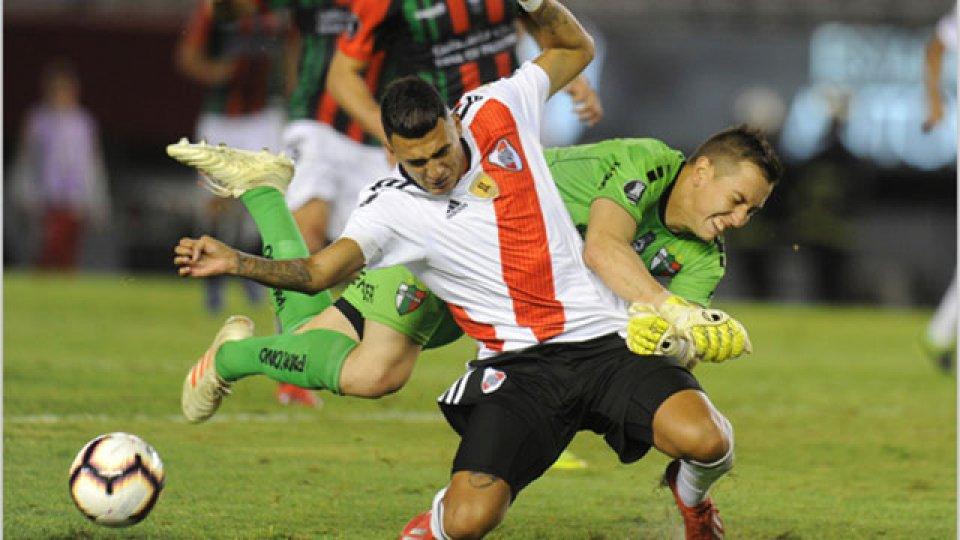 River visita a Inter de Porto Alegre.