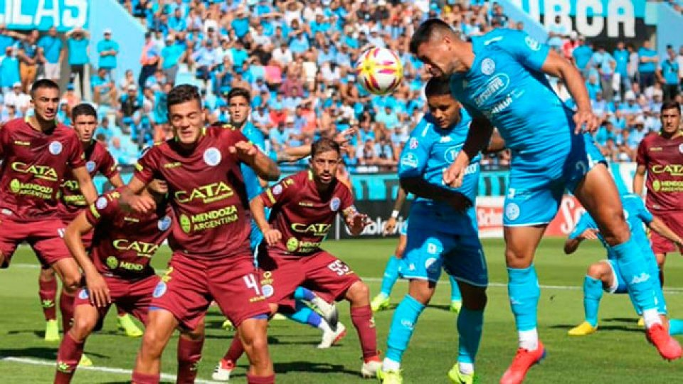 Belgrano venció a Godoy Cruz pero la victoria de Patronato lo envió al descenso.