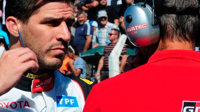 Rossi fue duro con Mariano Werner tras la carrera en Alta Gracia.