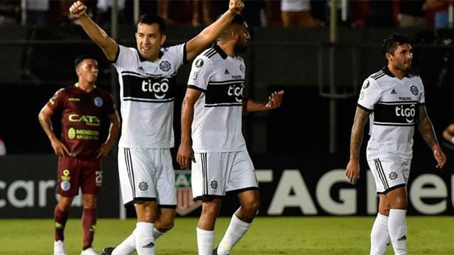 Godoy Cruz cayó en Paraguay y complicó sus chances.