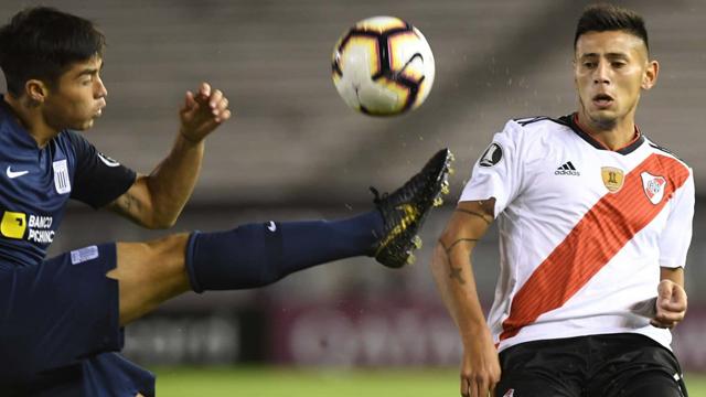 El Millonario consiguió por primera vez sumar de a tres en la Libertadores 2019.