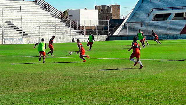 Sin Bértoli, está el equipo para el debut en la Copa de la Superliga.
