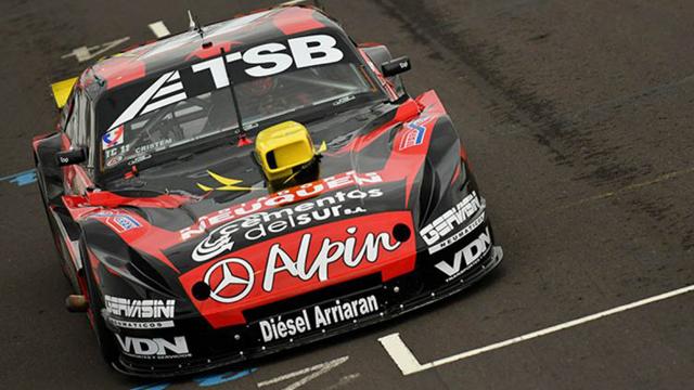 Encabezado por Ucera, Chevrolet dominó en la clasificación en San Luis.