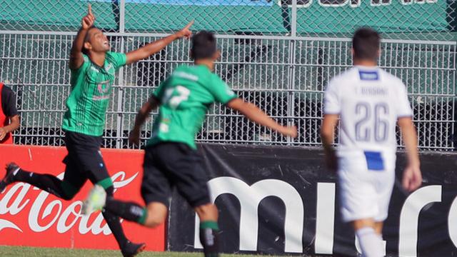 El Santo sanjuanino obtuvo una buena victoria en su estadio frente a la T.