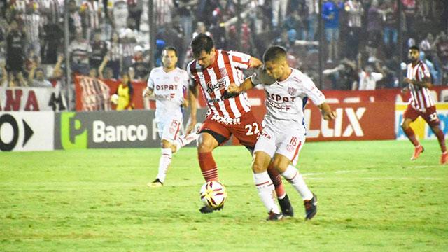 Unión igualó en Tucumán. (Foto: Prensa San Martín Oficial)