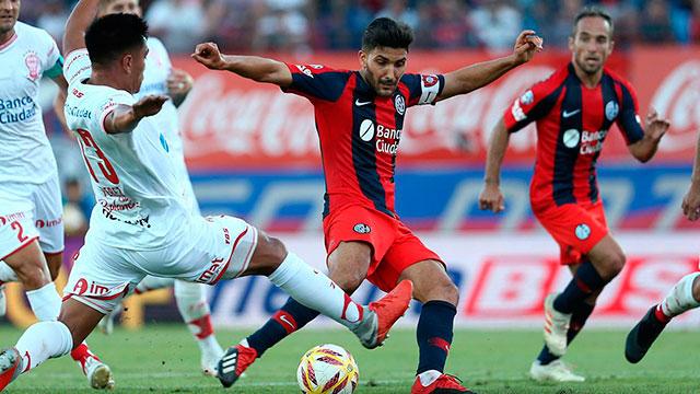 Hoy se juega el clásico entre Huracán y San Lorenzo.