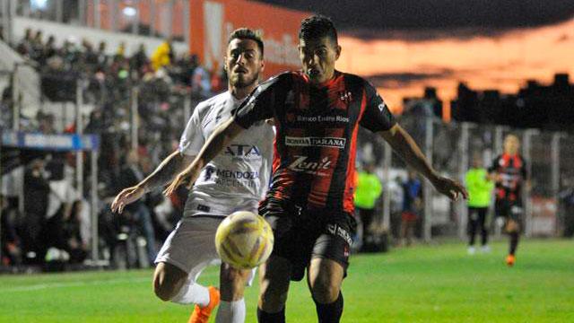 Patronato iguala ante Godoy Cruz por la Copa de la Superliga
