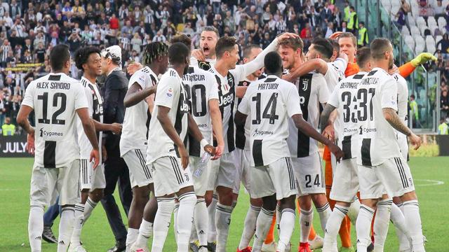 El récord que estableció Juventus con la obtención de un nuevo título