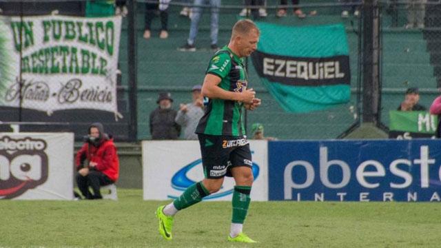 El Pitu González, ex Patroanto, estará seis meses fuera de las canchas.