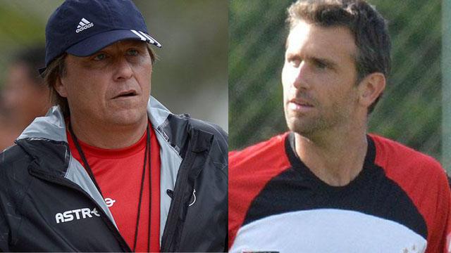 """""""Julio jugó siempre entendiendo la cooperación como valor"""", destacó Carignano."""