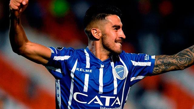 Copa Libertadores: Godoy Cruz venció a Sporting Cristal y se acercó a octavos