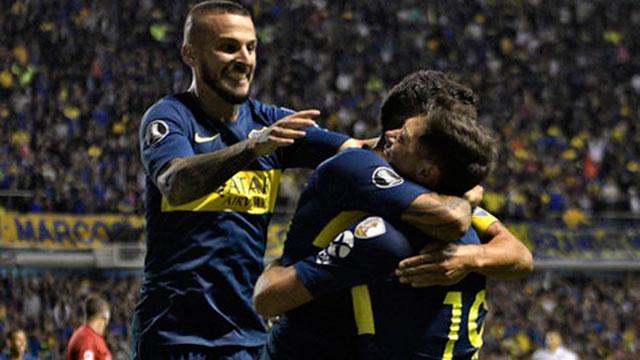 En Colombia, Boca juega un partido clave por la clasificación en la Copa Libertadores