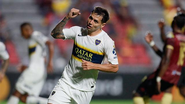 Boca logró un empate ante Tolima y quedó a un paso de octavos.