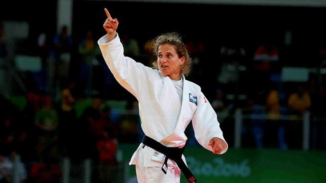 Segunda medalla de oro para la Peque en igual cantidad de competencias en 2019.