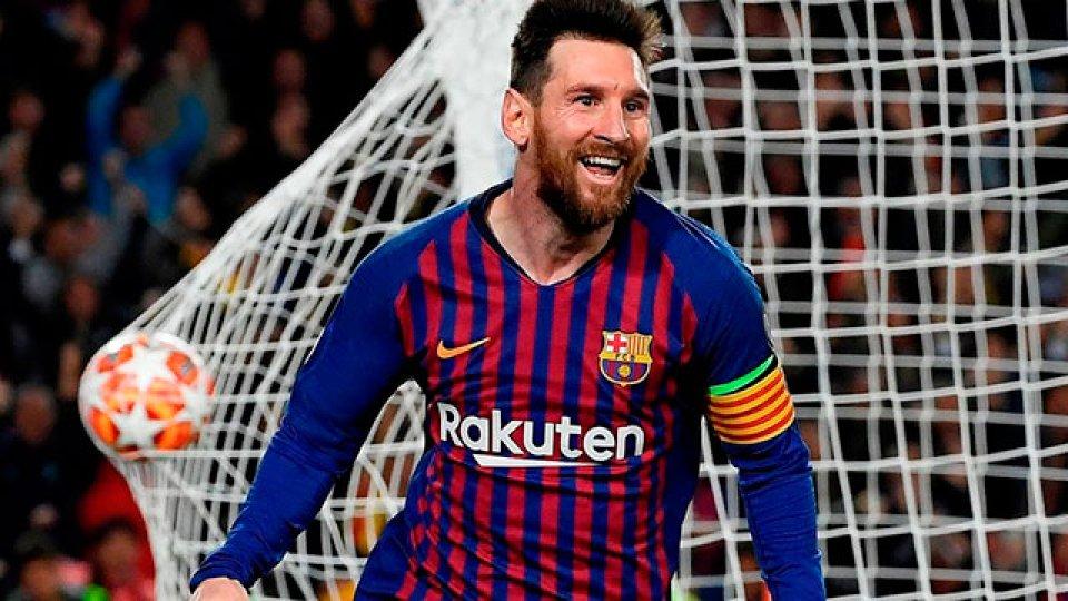 Lionel Messi llegó a la cima de los atletas mejor pagos del mundo.