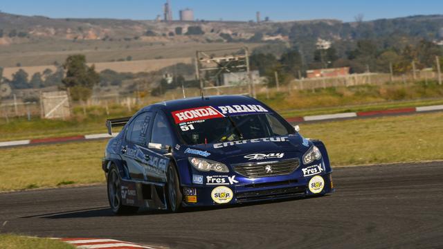 El entrerriano correrá con el Peugeot 408 del DTA Racing.