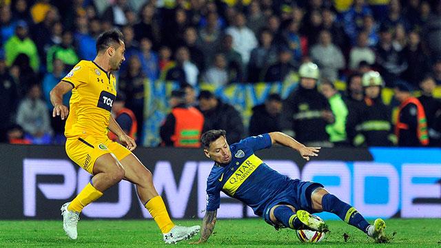 Boca se consagró campeón de la Supercopa Argentina. (Foto: Olé)