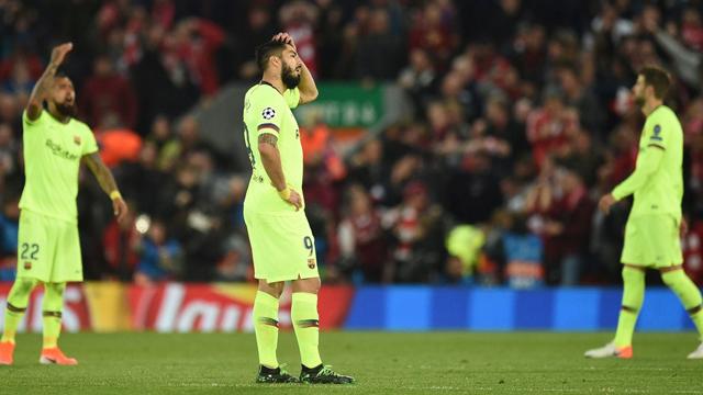 """""""Debemos reprocharnos cosas que hemos hecho mal"""", sostuvo Lucho Suárez."""