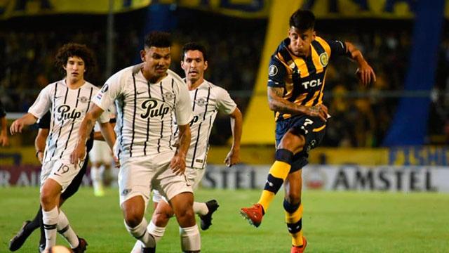 Rosario Central cerró con victoria su paso por la Libertadores.
