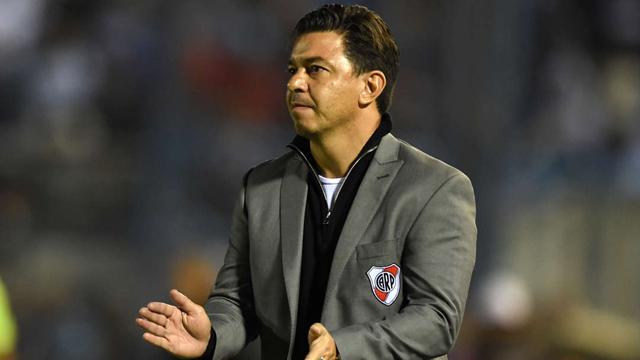 Gallardo se defendió de las polémicas y el DT de Cerro Porteño le apuntó al VAR