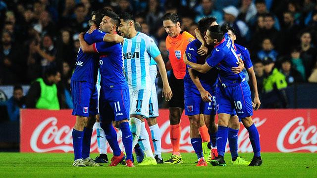 Tigre eliminó a Racing y se clasificó a semifinales de la Copa de la Superliga.