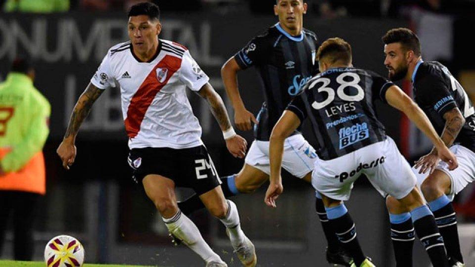 El equipo de Gallardo quedó eliminado de la Copa Superliga.