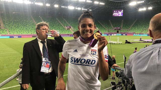 La entrerriana Soledad Jaimes es la primera argentina campeona de la Champions League