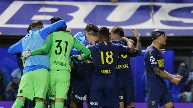 Copa de la Superliga: Boca visita a Argentinos en el arranque de la semifinal