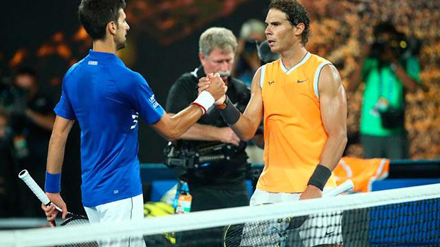 Novak Djokovic-Rafael Nadal, Masters 1000 de Roma.