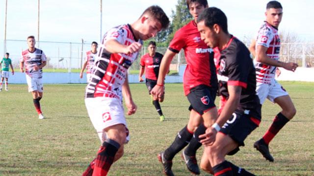Los juveniles de Patronato enfrentaron a Newell's.