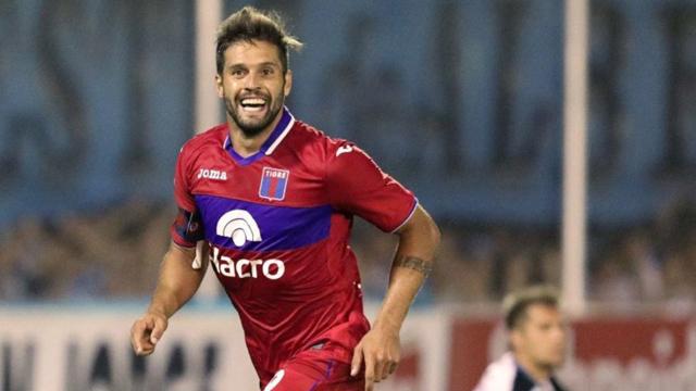 Sería la segunda experiencia para Fede González en el fútbol extranjero.