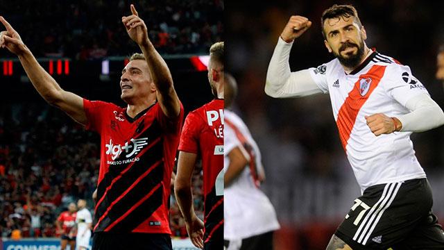 River juega la primera final de la Recopa Sudamericana en Brasil ante Paranaense