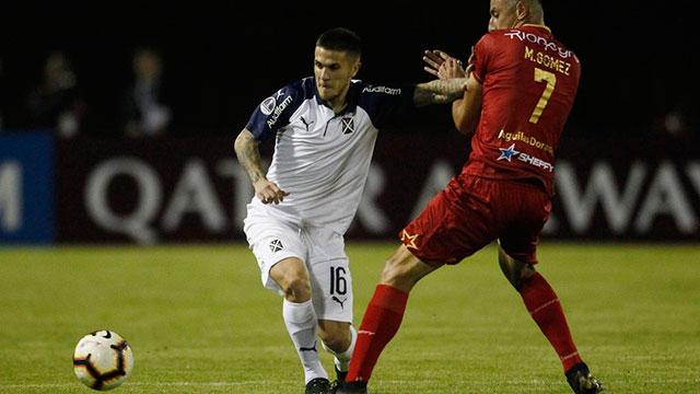 Independiente cayó en Colombia, pero dejó la llave abierta en la Copa Sudamericana