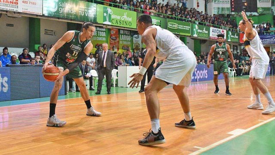 El Verde ganó y habrá cuarto partido en el Gigante.
